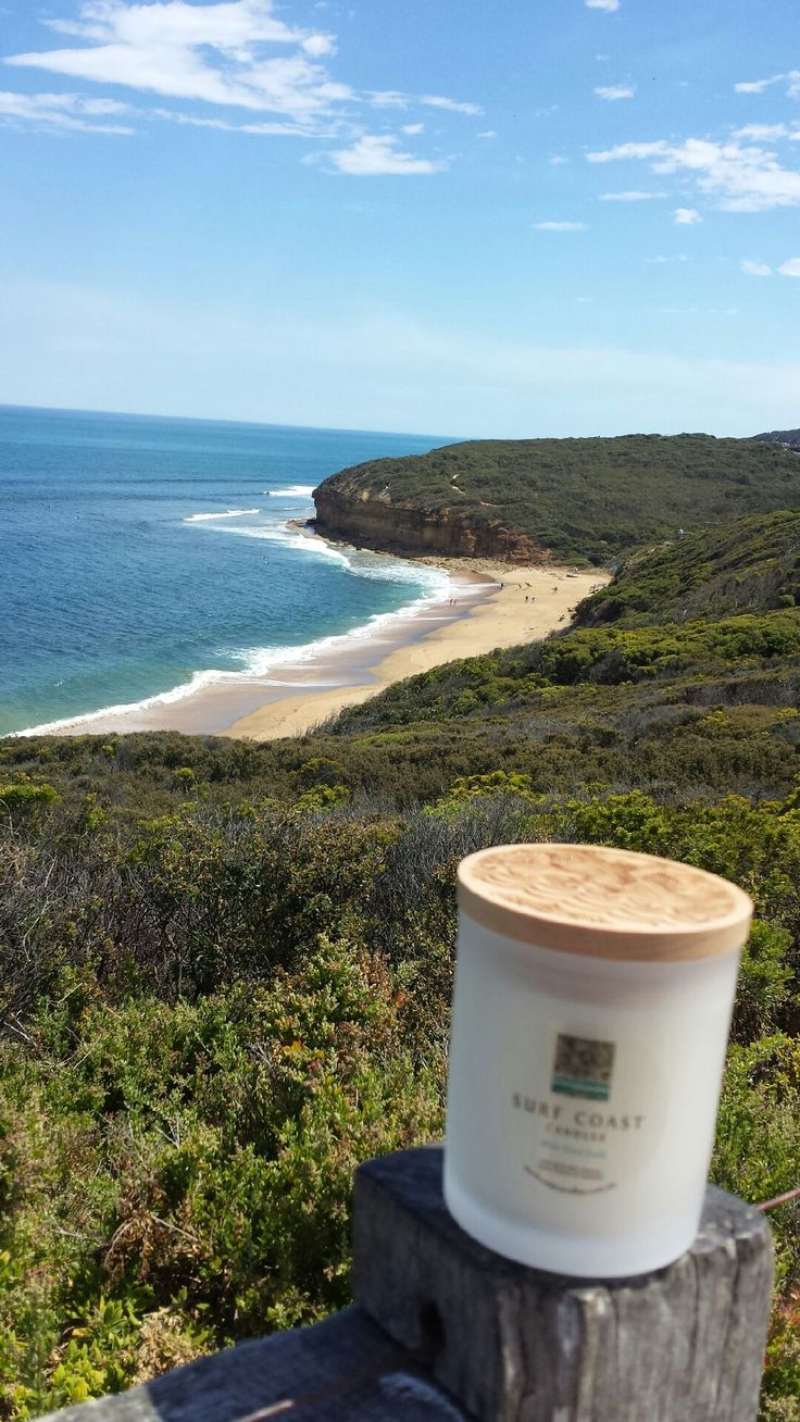 Bells Beach Candle