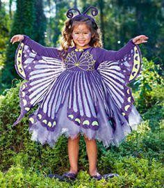 Girl Costumes, Halloween Costumes, Costume Ideas, Kids Butterfly Costume, Purple Butterfly Costume, Costumes For Halloween, Cute Costumes, Butterfly ...