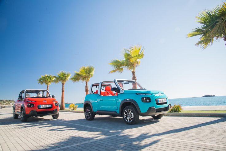 Scoprite la E-Méhari i suoi aneddoti, ma anche la storia di tutti i veicoli che raccontano la leggenda di Citroën! #CitroënOrigins. http://bit.ly/29RwJAH