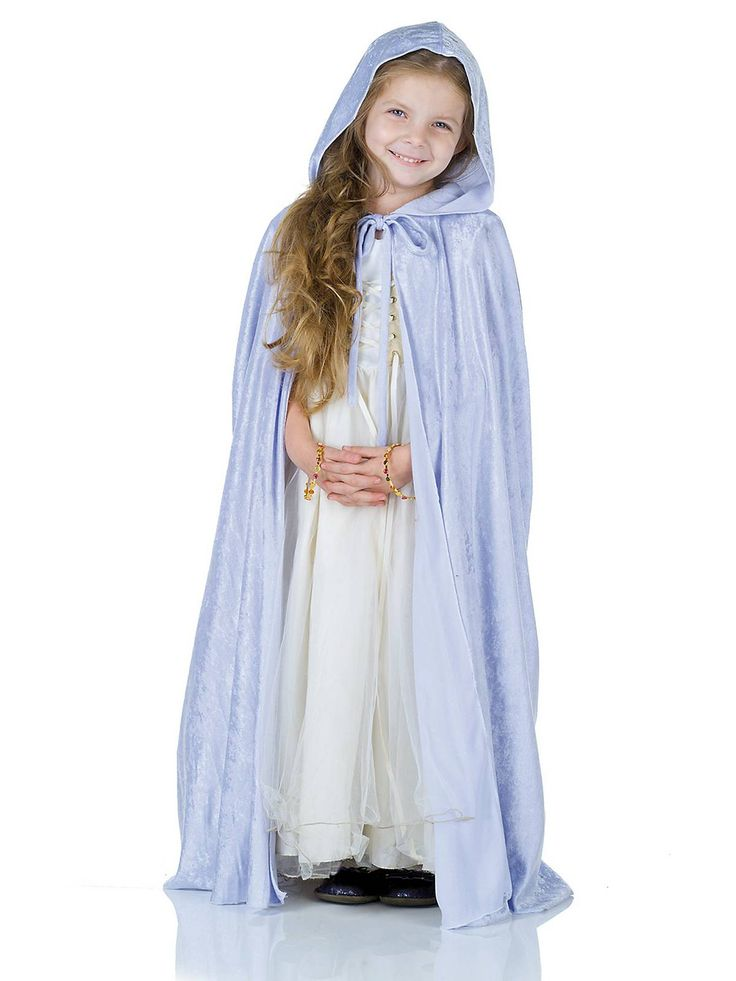 Girlu0027s Light Blue Panne Cape | Girls Biblical/Religious Halloween Costumes  sc 1 st  Pinterest & 22 best costumes images on Pinterest | Princess costumes Baby ...