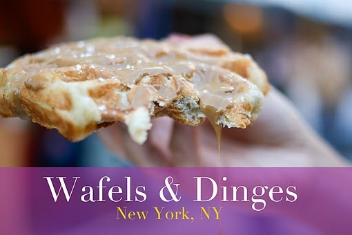 wafels and dinges, new york, ny.