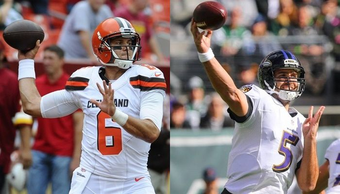 Thursday Night Football Preview: Cleveland Browns At Baltimore Ravens–Will Baltimore Keep Cleveland Winless?