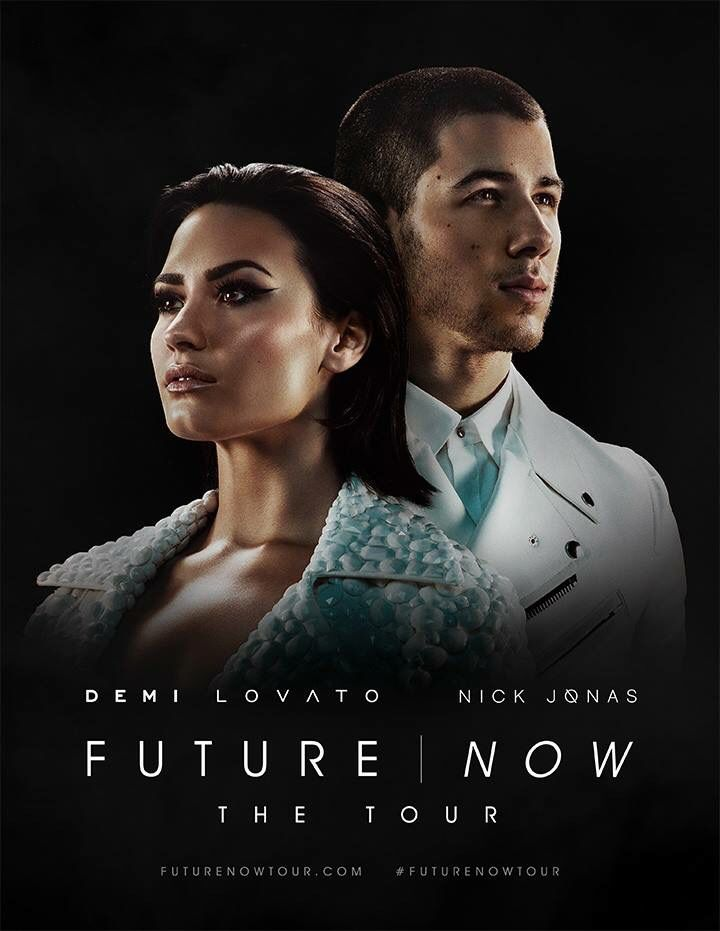 DEMI LOVATO AND NICK JONAS ARE GOING ON TOUR TOGETHER! FUTURE   NOW