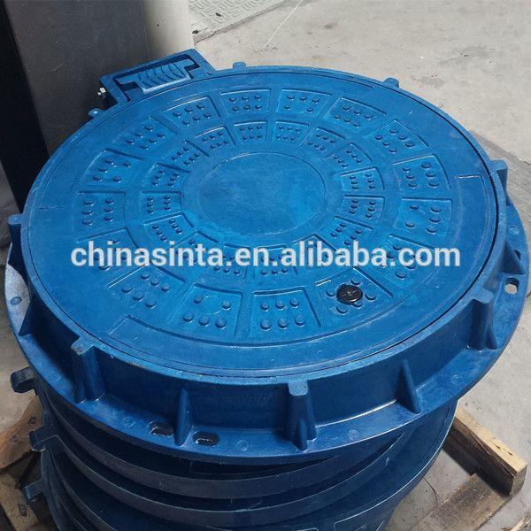Frp Fiberglass Seal Manhole Cover Plumbing Drawing Cover
