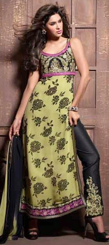 EXCLUSIVE - we want you to have a look at this - Shop at flat 15% off.  #Roses #Salwarkameez #indianwedding #partywear #sleeveless #onlineshopping #sale #indianfashion #embroidery