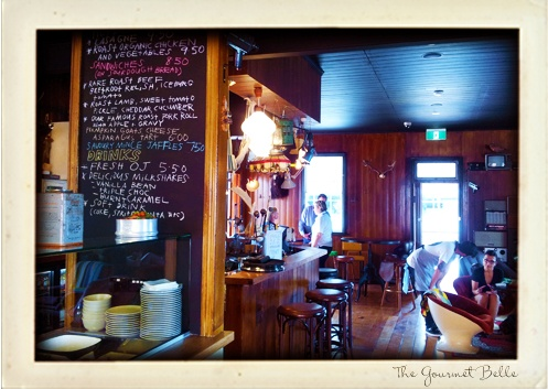 Alfred & Constance Cafe Bar in Fortitude Valley, Brisbane