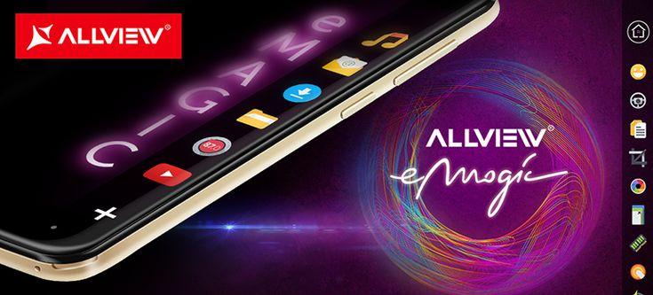 Allview eMagic - Magic Touch este solutia care scurteaza calea spre aplicatiile si functiile smartphone-ului. Activeaza Magic Touch si adauga in meniul lateral pana la 15 aplicatii favorite. Ele vor ramane la o atingere distanta oriunde ai naviga.
