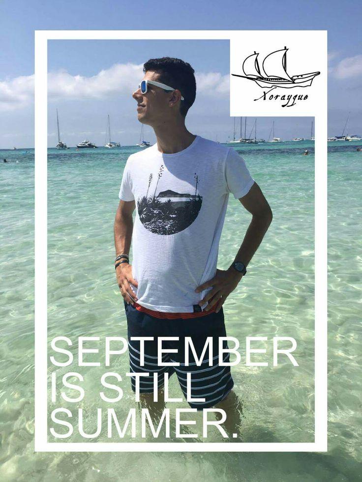 September is still summer!! El verano aún no ha acabado #xorayque #xorayquealmeria #almeria #cabodegata #paraisonatural #latesummer  www.xorayque.com