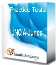 SimulationExams.com, released updated JNCIA-Junos (JN0-102) Practice Tests to include simulation based questions.   JNCIA practice tests supports 250+ questions with the detailed flash card explanation.   For more details on JNCIA-Junos Practice Tests, please visit: http://www.simulationexams.com/juniper-certification-exams.htm  Download Demo version at: http://www.simulationexams.com/downloads/juniper/jncia-junos.htm
