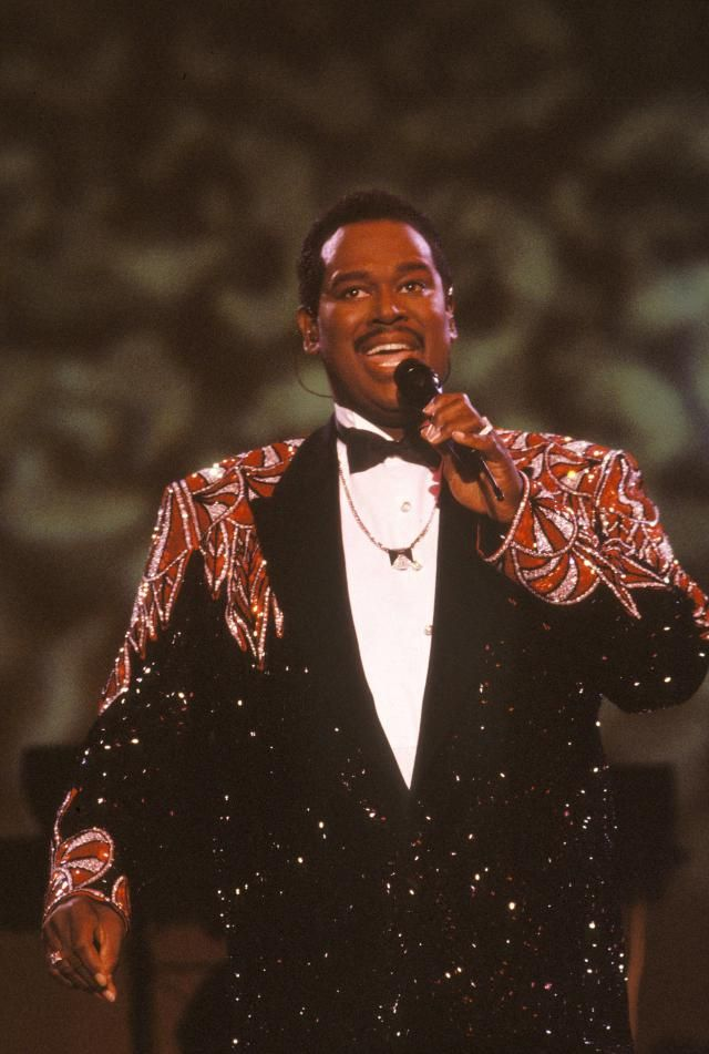 "Why Luther Vandross Is One of the Greatest Vocalists of All-Time: March 8, 1985 - ""The Night I Fell In Love"" album"
