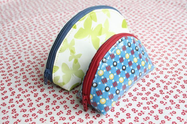 Tutorials & pattern: oilcloth dumpling   Leven met Liv