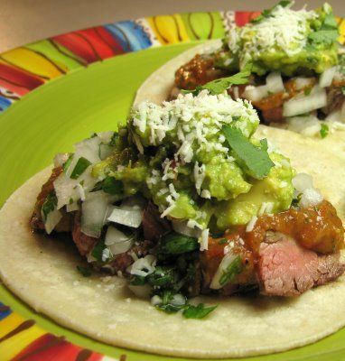 For the Love of Cooking » Carne Asada Tacos Our favorite tacos, but I ...