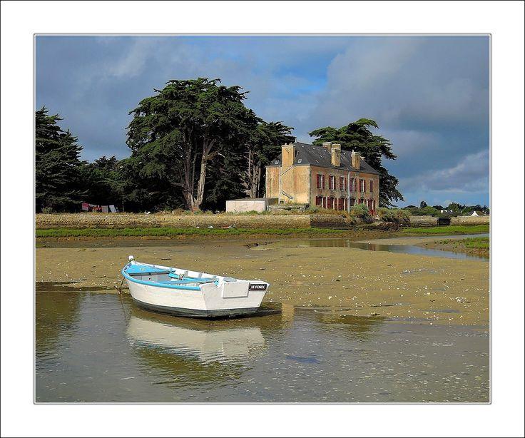 Au Toul Keun - Locmariaquer - Golfe du Morbihan (56) France