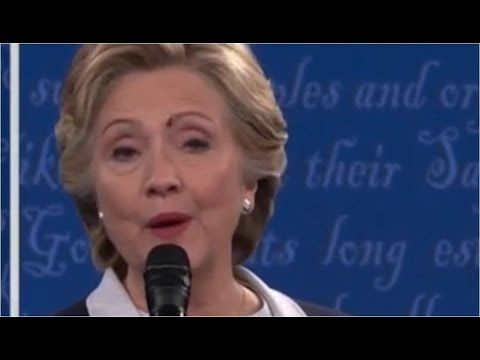 VIDEO: Giant fly lands on Hillary's face - again - The American MirrorThe American Mirror