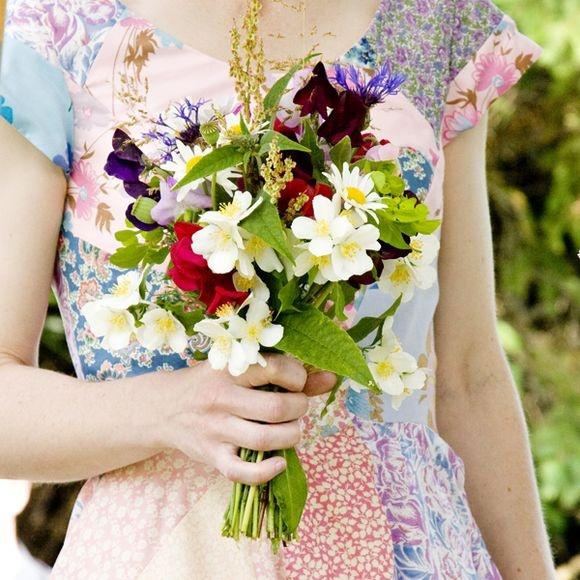 So pretty - wild flower bouquet