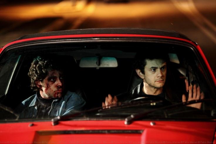 scene photography on Romanzo Criminale the series