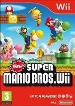Super Mario Bros., The New - Wii Game