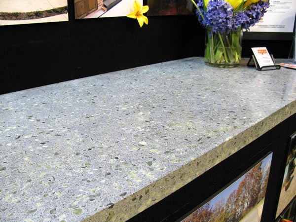 concrete countertops for the home pinterest colors. Black Bedroom Furniture Sets. Home Design Ideas