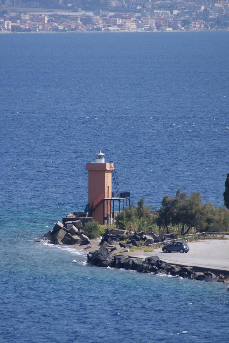 Punta Secca is a small fishing village, a frazione in the Santa Croce Camerina comune, in Ragusa province, Sicily