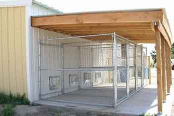 25 Best Dog Kennel Designs Ideas On Pinterest Dog