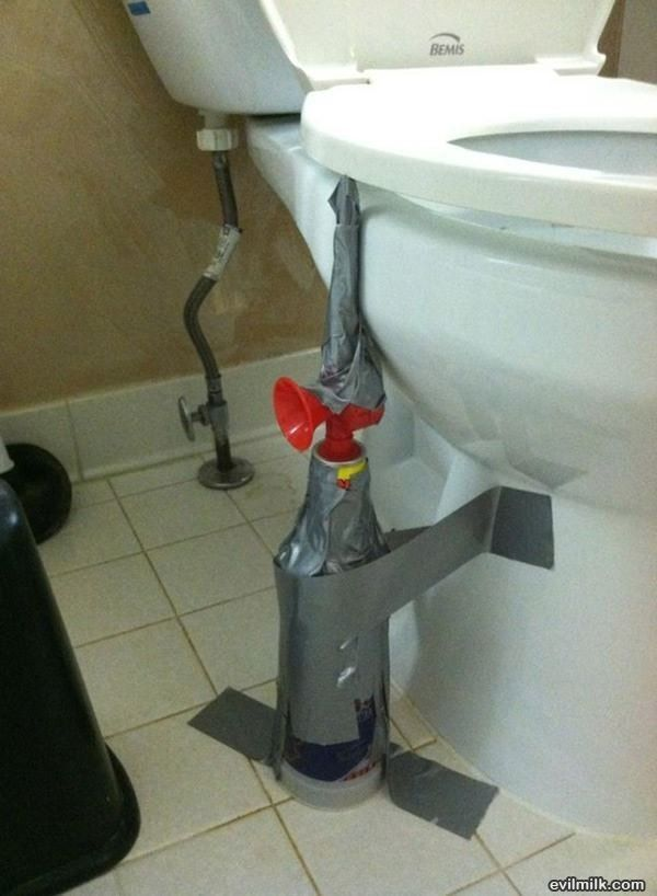 "This plan that is sure to lead to an ""Oh, shit!"" moment. 