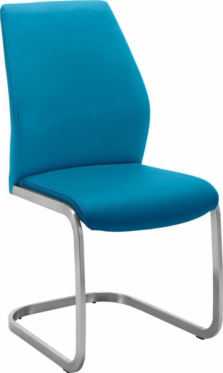 NIEHOFF SITZMÖBEL Stuhl blau, blau, pflegeleichtes Kunstleder Jetzt bestellen unter: https://moebel.ladendirekt.de/kueche-und-esszimmer/stuehle-und-hocker/freischwinger/?uid=ae1e594f-20ac-55d9-9545-b4806696284b&utm_source=pinterest&utm_medium=pin&utm_campaign=boards #freischwinger #kueche #stuhl #esszimmer #hocker #stuehle