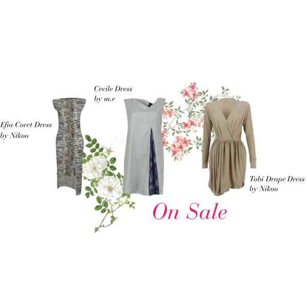 Dresses by m.e and Nikoo, created by laavaa on Polyvore - Get 20% off on these dresses only until Sunday May 20!