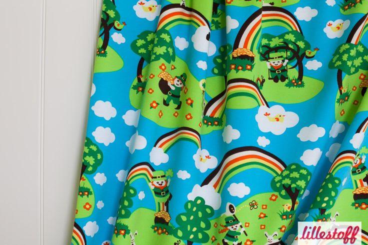 lillestoff » Glücksklee « // Design: Katschinka // hier erhältlich: http://www.lillestoff.com/gluecksklee-2330.html