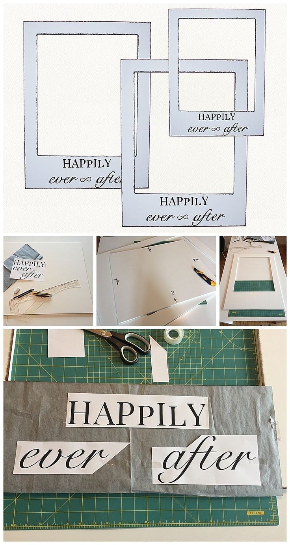 Polaroid Rahmen für Photobooth Session - DIY TUTORIAL für personalisierte Polaroid Rahmen - der Knaller auf Hochzeiten und Geburtstagsfeiern. Das gesamte Tutorial auf Wedding Board: http://www.wedding-board.de/diy-polaroid-photo-booth/