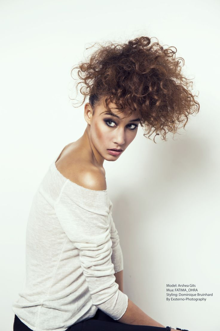 Model Arshea Gits Mua @FATIMA_OHRA Styling: Dominique Bruinhard By Exsterno-Photography