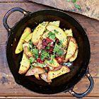Een heerlijk recept: Gebakken aardappelen met komijn