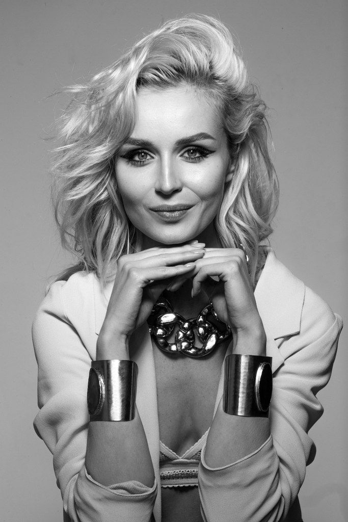 Polina Gagarina (photographer Dmitriy Iskhakov)