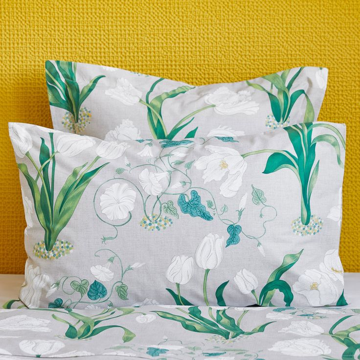 Image 4 of the product Tulip Print Bed Linen