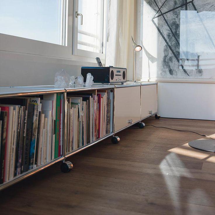 47 best usm haller images on pinterest modular furniture sectional furniture and offices. Black Bedroom Furniture Sets. Home Design Ideas