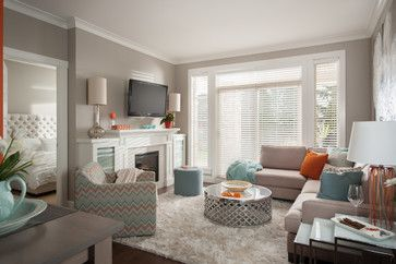Sherwin Williams Anew Gray Design Ideas, Pictures, Remodel and Decor