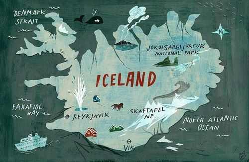 I'm going to Iceland!
