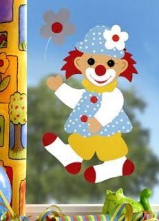 Decoratiune clown