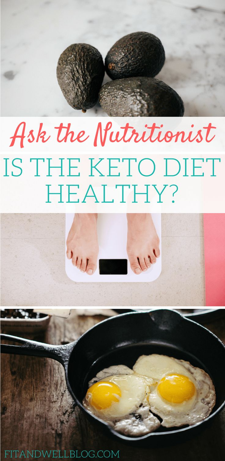 Is the keto diet healthy_ does the keto diet work_ A nutritionists opinion of th...