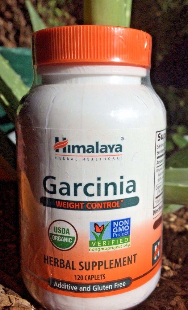 Himalaya Herbal GARCINIA Fat Burner Weight Loss Lipid Support - 120 capsules #HimalayaHerbalHealthCare