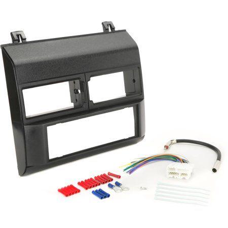 Walmart car stereo installation kit
