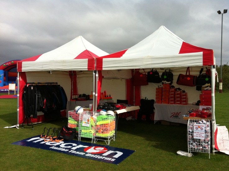 We are great believers in the benefits of youth football and are actively involved in many leagues across Leicestershire & Northamptonshire; this picture was taken at our stand at the Grammarians YFC Tournament in August 2012 where we sponsored the match balls as part of our ongoing partnership with the Wellingborough based club.