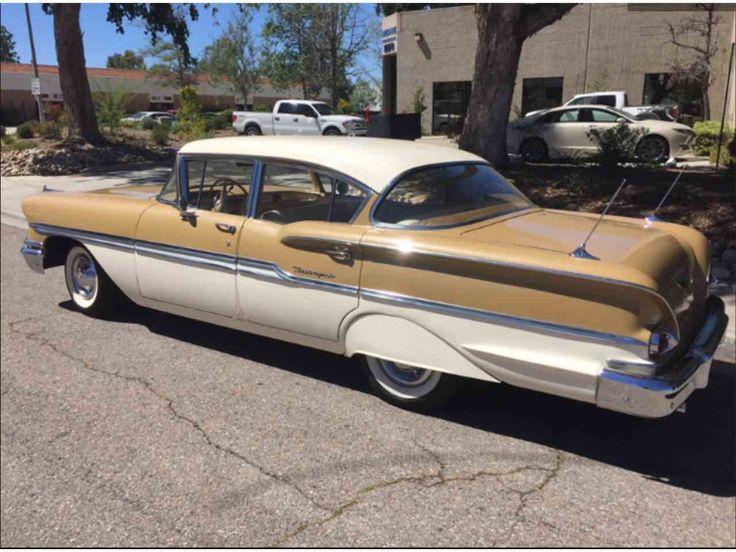 1958 chevrolet biscayne 4door sedan