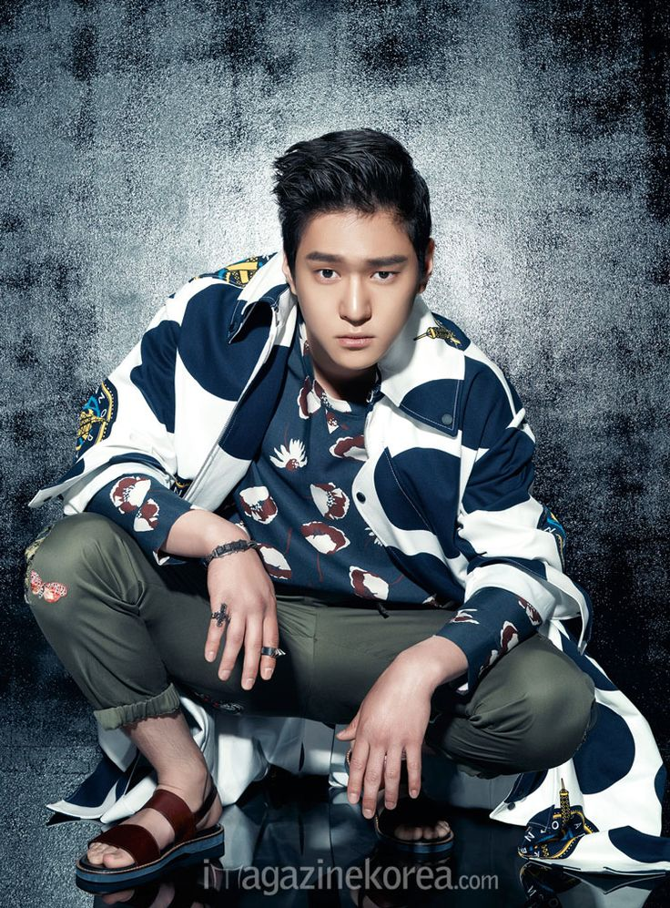 Go Kyung Pyo - Harper's Bazaar Magazine June Issue '15