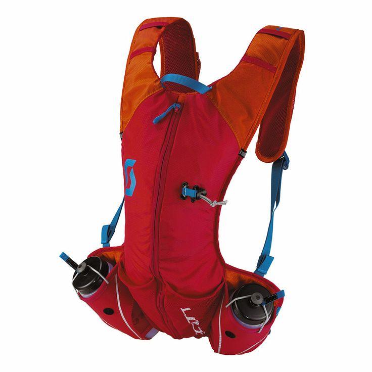 Zaino running Scott Pack Trail Tp 10 rosso blu   deporvillage