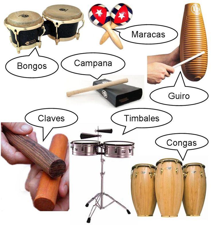 Musical Instruments - Salsa - #DanceKaPunchnama