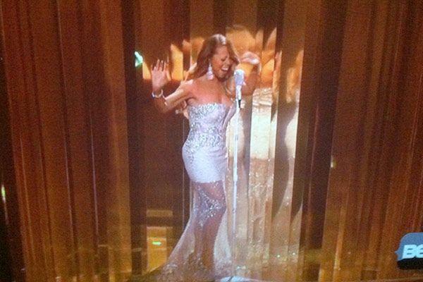 Mariah Carey Stuns With 'Beautiful' Performance At BETAwards