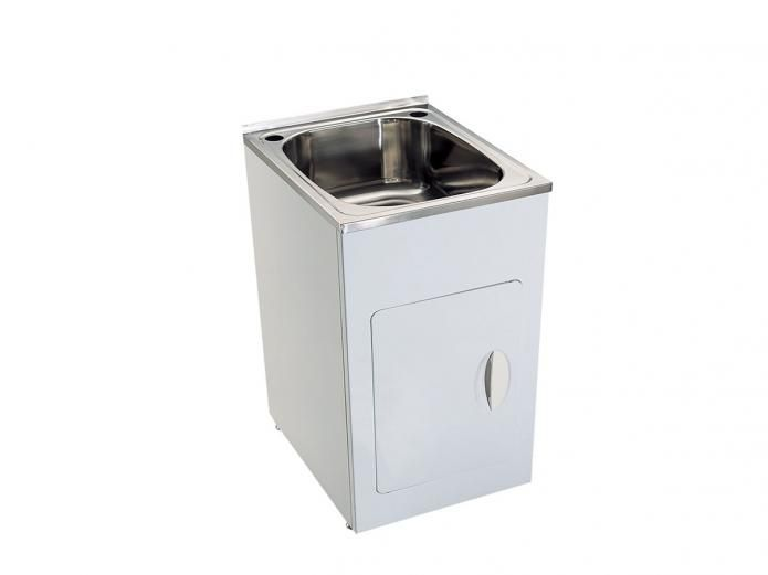Posh Kensington Compact Laundry Cabinet