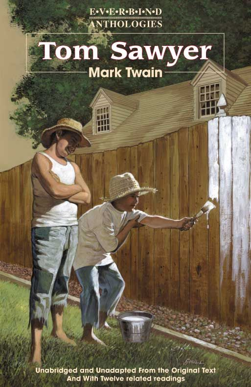 Las aventuras de Tom Sawyer es una novela del autor estadounidense Mark Twain publicada en 1876, actualmente considerada una obra maestra de la literatura.