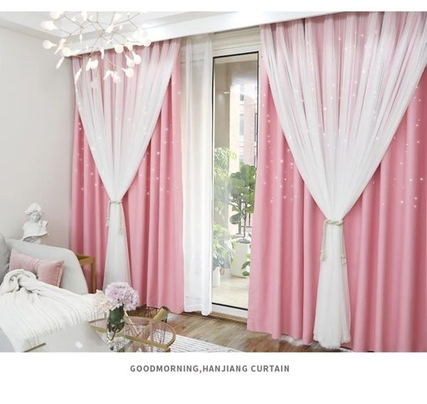 2018 European Style Home Decor Romantic Voile Cloth Curtains For Living Room Ready Blackout Drapes Window Tulle For Bedroom Cortinas Wish In 2020 Curtains Living Room Living Room Decor Curtains Pink Bedroom Decor