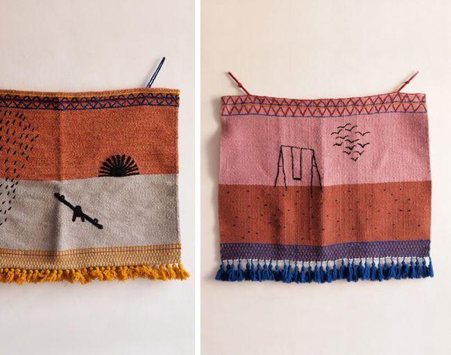 kids room // tapestry
